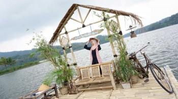 spot bambu waduk sermo